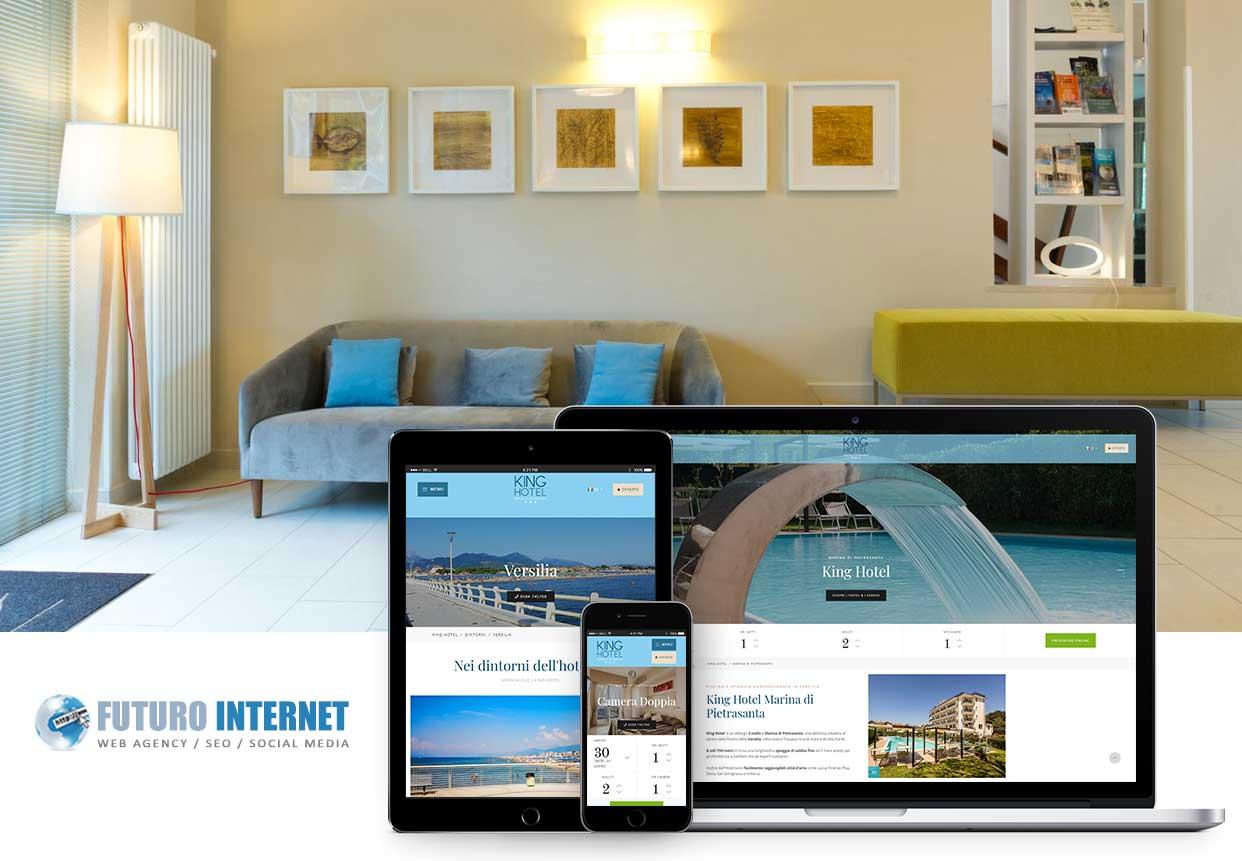 : Sito web realizzato da Futuro Internet s.r.l.