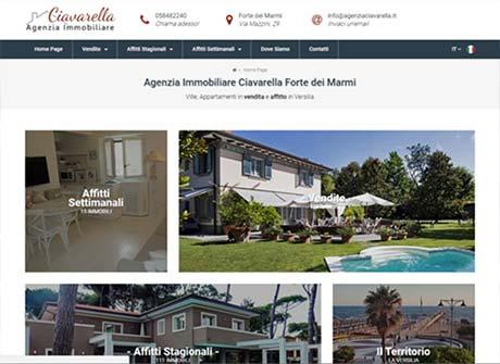 Il sito web di Immobiliare Ciavarella � stato realizzato da Futuro Internet s.r.l.
