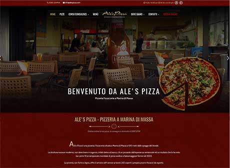 Ale's Pizza