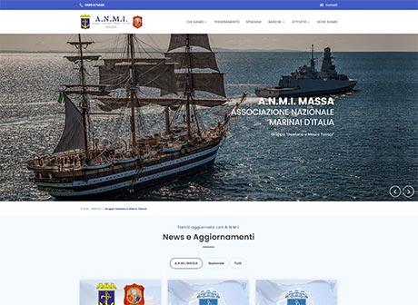 Il sito web di A.N.M.I. Gruppo di Massa � stato realizzato da Futuro Internet s.r.l.