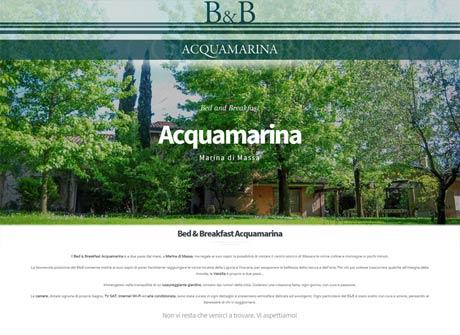 Il sito web di B&B Acquamarina � stato realizzato da Futuro Internet s.r.l.
