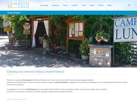 Il sito web di Camping Luni � stato realizzato da Futuro Internet s.r.l.
