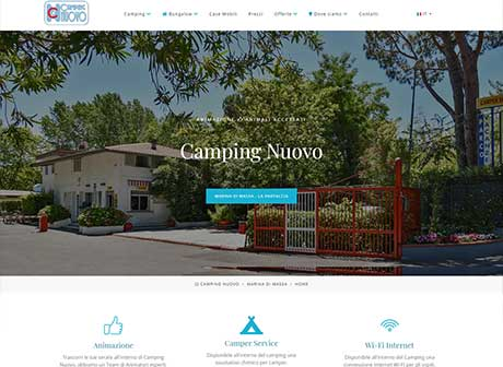 Il sito web di Camping Nuovo � stato realizzato da Futuro Internet s.r.l.