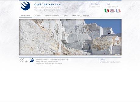 Il sito web di Cave Carcaraia s.r.l. � stato realizzato da Futuro Internet s.r.l.