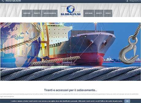 Il sito web di Globalfuni s.r.l. � stato realizzato da Futuro Internet s.r.l.