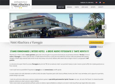 Il sito web di Hotel Albachiara � stato realizzato da Futuro Internet s.r.l.