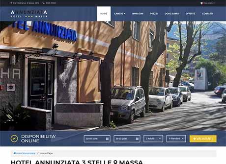Il sito web di Hotel Annunziata � stato realizzato da Futuro Internet s.r.l.