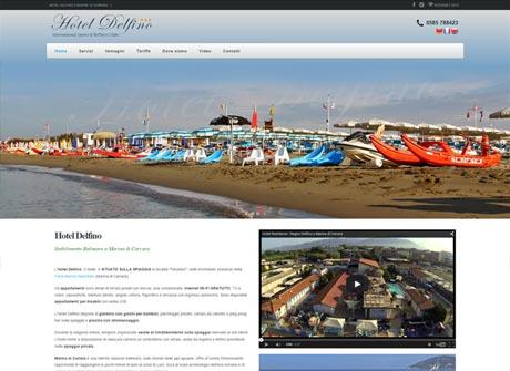 Il sito web di Hotel Delfino � stato realizzato da Futuro Internet s.r.l.