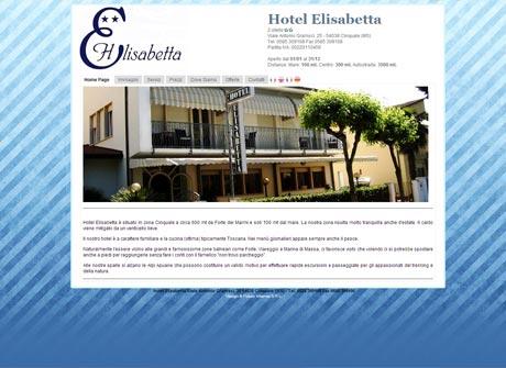 Il sito web di Hotel Elisabetta � stato realizzato da Futuro Internet s.r.l.