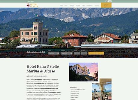 Il sito web di Hotel Italia � stato realizzato da Futuro Internet s.r.l.