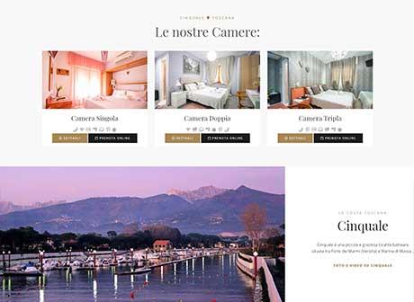 Il sito web di Hotel Manuela � stato realizzato da Futuro Internet s.r.l.