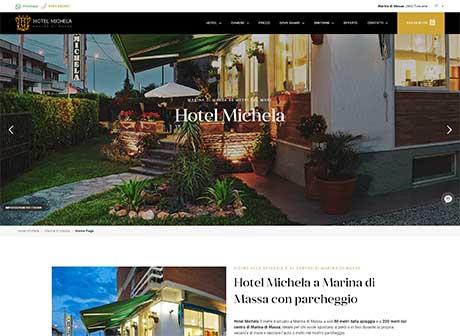 Il sito web di Hotel Michela � stato realizzato da Futuro Internet s.r.l.