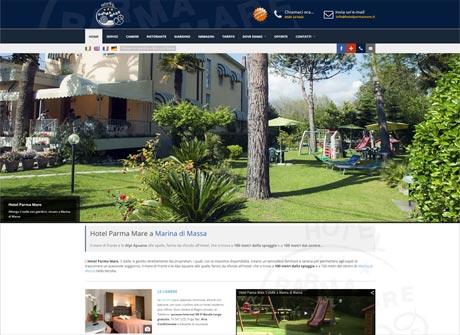Il sito web di Hotel Parma Mare � stato realizzato da Futuro Internet s.r.l.