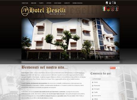 Il sito web di Hotel Peselli � stato realizzato da Futuro Internet s.r.l.