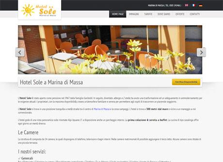 Il sito web di Hotel Sole � stato realizzato da Futuro Internet s.r.l.