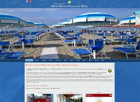 Il sito web di Bagno Stella del Mare � stato realizzato da Futuro Internet s.r.l.