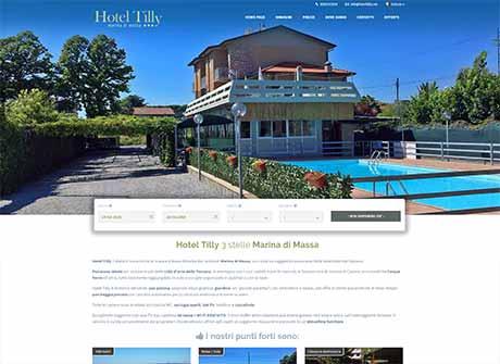 Il sito web di Hotel Tilly � stato realizzato da Futuro Internet s.r.l.