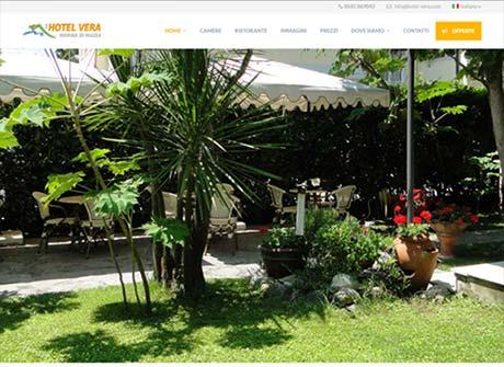 Il sito web di Hotel Vera � stato realizzato da Futuro Internet s.r.l.