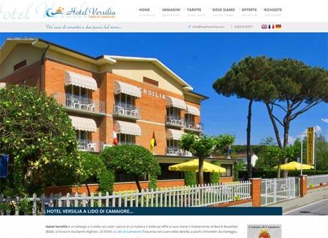 Il sito web di Hotel Versilia � stato realizzato da Futuro Internet s.r.l.