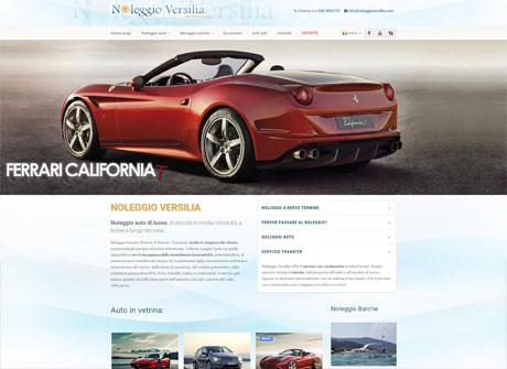 Il sito web di Noleggio Versilia � stato realizzato da Futuro Internet s.r.l.