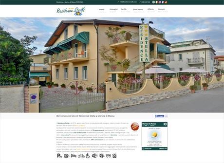 Il sito web di Residence Stella � stato realizzato da Futuro Internet s.r.l.